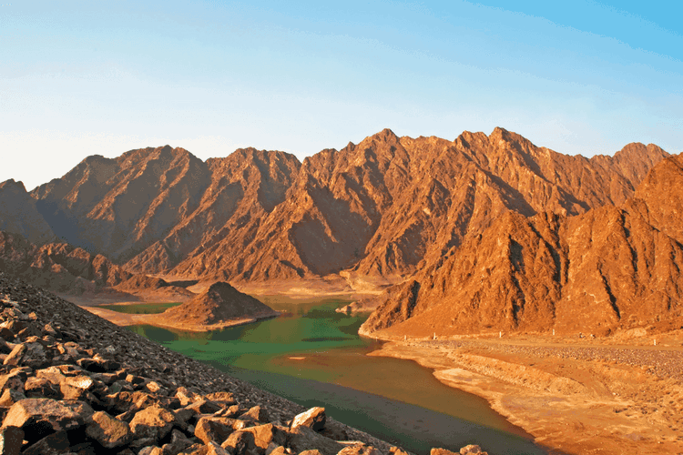 Hatta Mountain Desert Safari