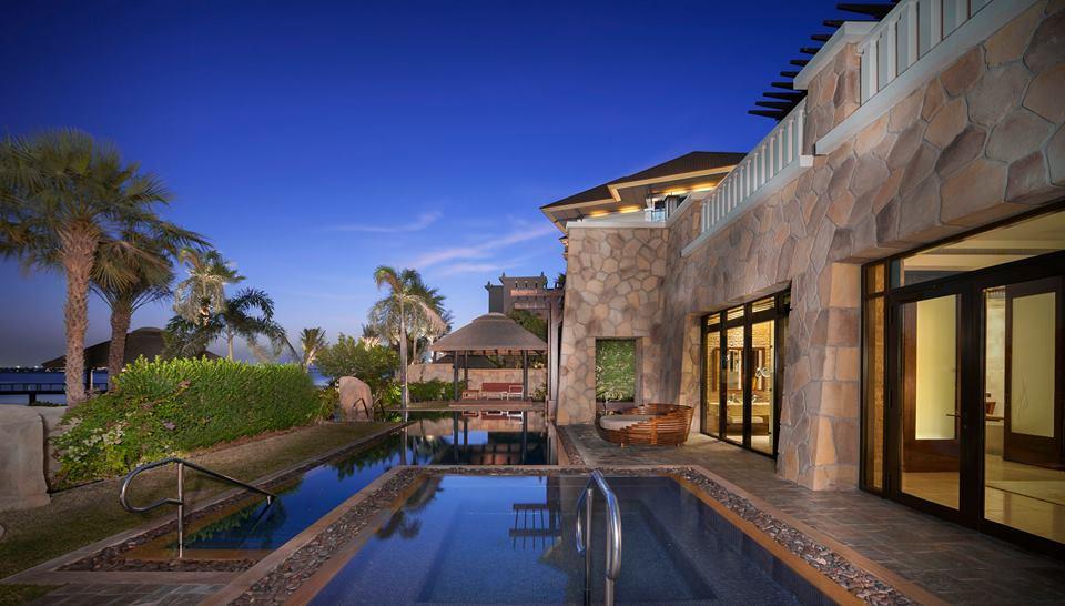 Luxurious Dubai Hotels with Private Pools - Dubai Desert Safari Tours
