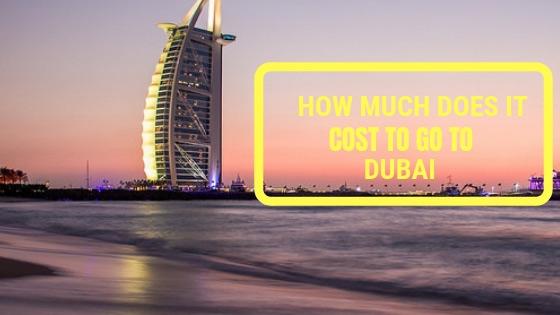 How Much Does it Cost to go to Dubai? - Dubai Desert Safari Blog