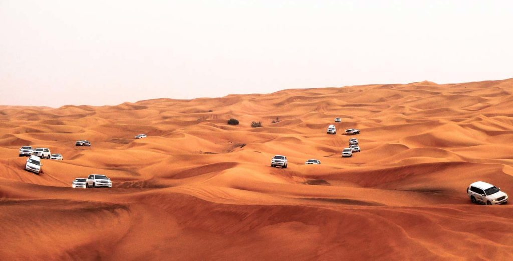 Top 8 Desert Safari Destinations in the World - Dubai Desert ...