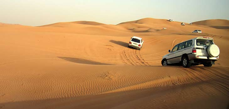 desert safari uae