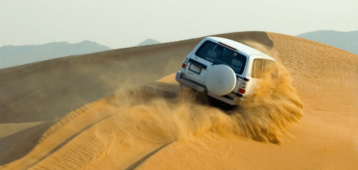 desert safari tours in dubai