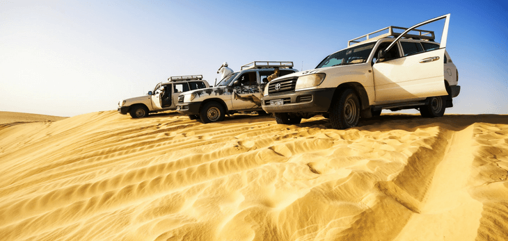 morning desert safari dubai