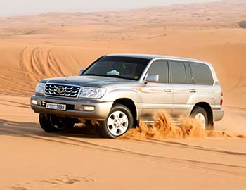 premium desert safari in dubai